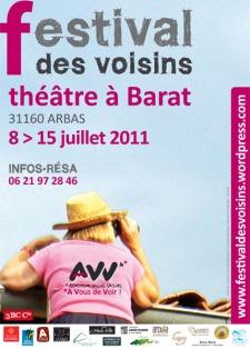 Festival des Voisins 2011 (Arbas, 31)