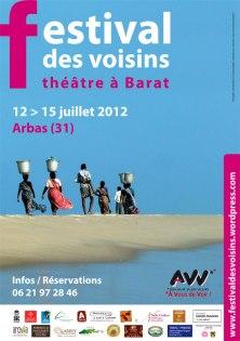 Festival des voisins 2012 (Arbas, 31)
