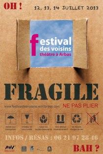 Festival des Voisins 2013, (Arbas, 31)