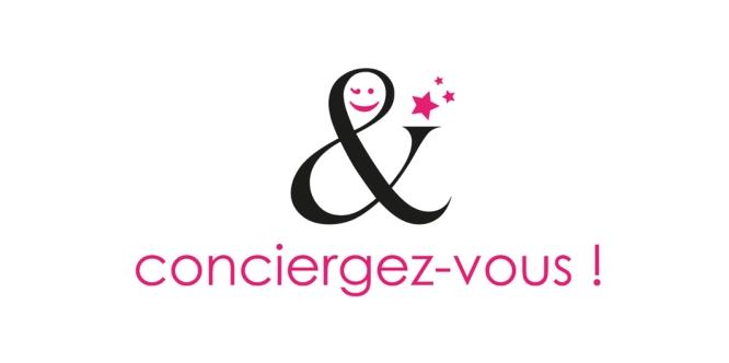 Logo pour la conciergerie d'entreprises « Conciergez-vous ! » : faciliter le quotidien des salariés au sein de l'entreprise par la prise en charge de tâches liées à leur vie privée.