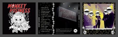 """Monkey Business, """"Lust for rock'n'roll"""", Rockabilly"""