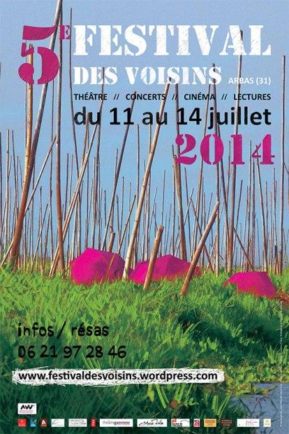 Festival des Voisins, 5ème édition : ça commence le 11 juillet !